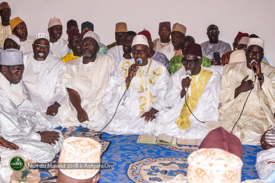 PHOTOS - GAMOU 2018 - Les Images de la nuit du Gamou à la Grande Mosquée El Hadj Malick Sy (rta)