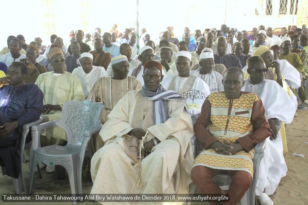 PHOTOS - DIENDER: Les Images du Takussane du Dahiratoul  Tahawouny Alal Biry Watahwa 2018, presidé par Serigne Sidy Ahmed Sy Dabakh