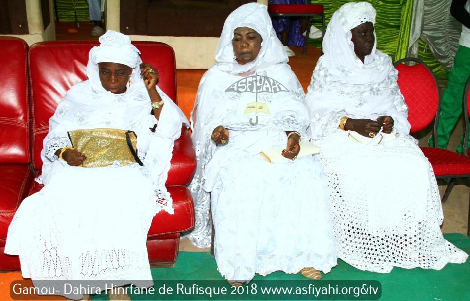 PHOTOS - Les Images du Gamou Dahira hinrfane de Rufisque, presidé par Serigne Mouhamadou Lamine Mbaye