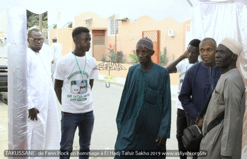 PHOTOS - FANN HOCK - Les images du Takussan  El Hadj Tafsir Sakho 2019, organisé par Imam Ousmane Sakho