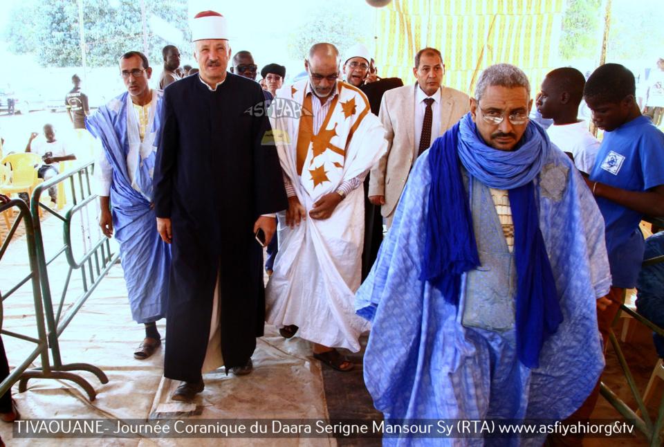 PHOTOS - TIVAOUANE - Les images de la Journée Coranique du Daara Serigne Mansour Sy (RTA), organisée le Samedi 12 Janvier 2018
