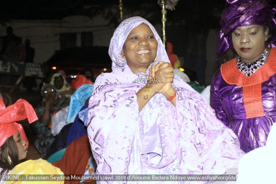 PHOTOS - PIKINE - Les images du Takussan Seydina Mouhamed (saw) 2019 organisé par Alioune Badara Ndoye