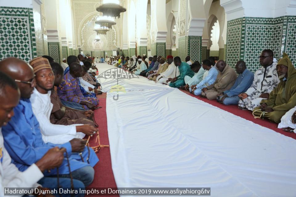 PHOTOS - Les images du Hadratoul Djumah de lancement du Dahiratoul Moutahabina Filahi des Impôts et domaines