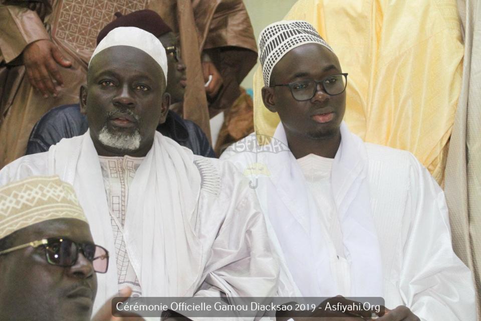 PHOTOS - DIACKSAO 2019 - Les Images de la Cérémonie Officielle, présidée par Serigne Babacar Sy Mansour, Khalif Général des Tidianes
