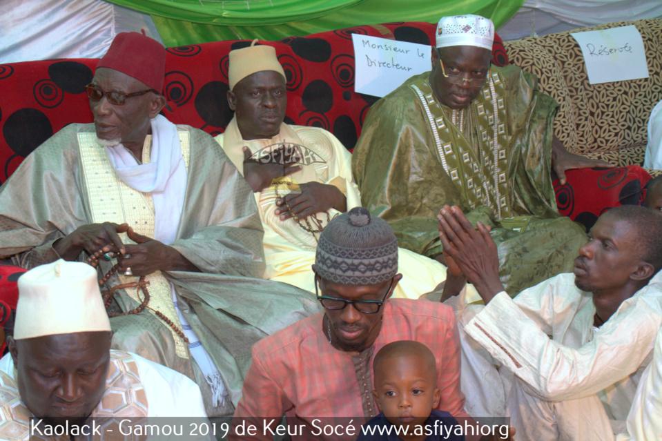PHOTOS - KAOLACK - Les images du Gamou 2019 d' El Hadj Mouhamadou Fatah Sakho de Keur Socé