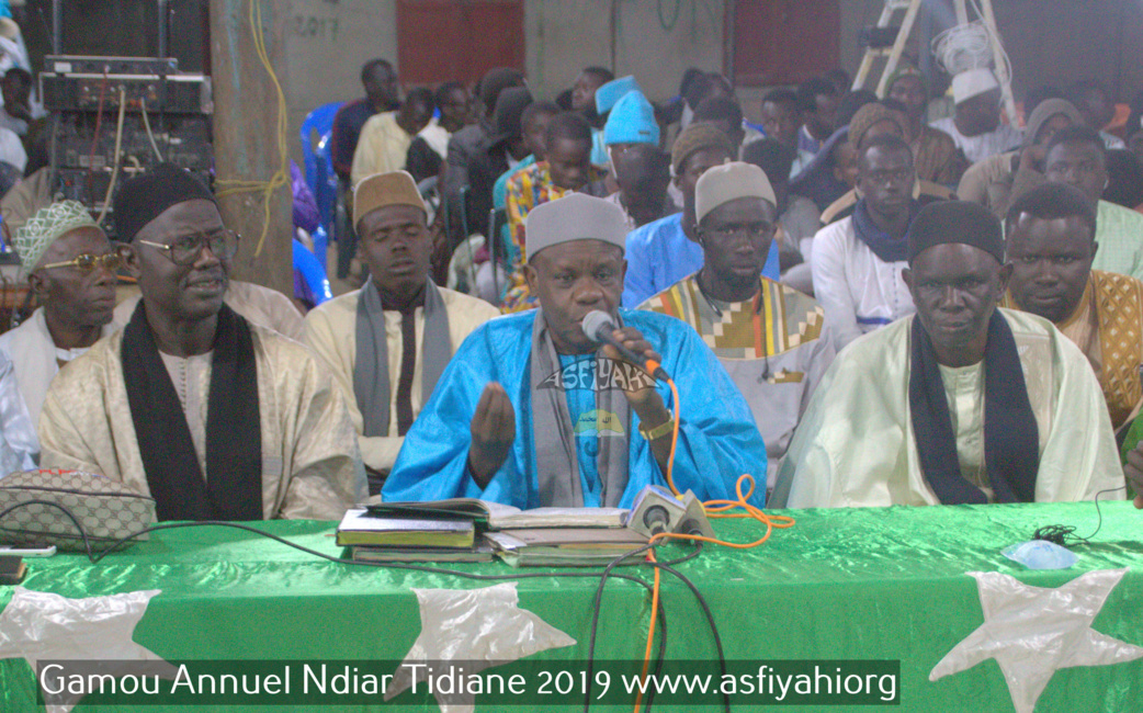 PHOTOS - Les Imagesdu Gamou 2019 de Ndiar Tidiane, présidé par Serigne Habib SY Mansour