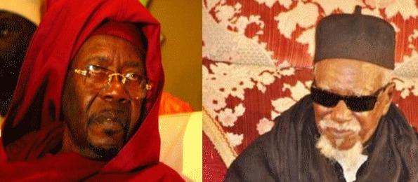 Serigne Abdou Aziz Sy Al Amine reçu par le Khalife général des mourides