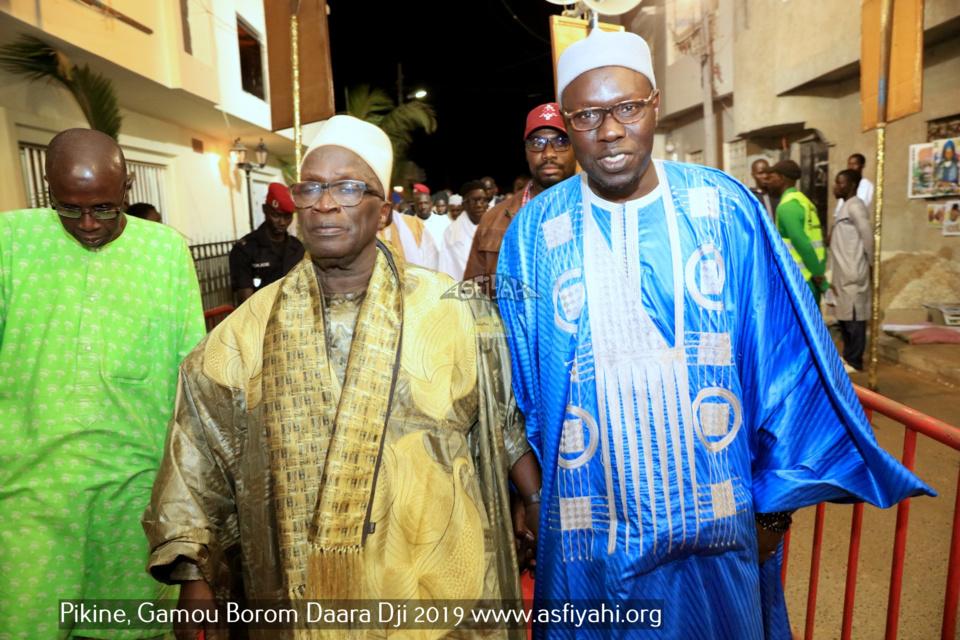 PHOTOS - PIKINE - Les Images du Gamou Serigne Mansour Sy Borom Daara Ji (rta) édition 2019