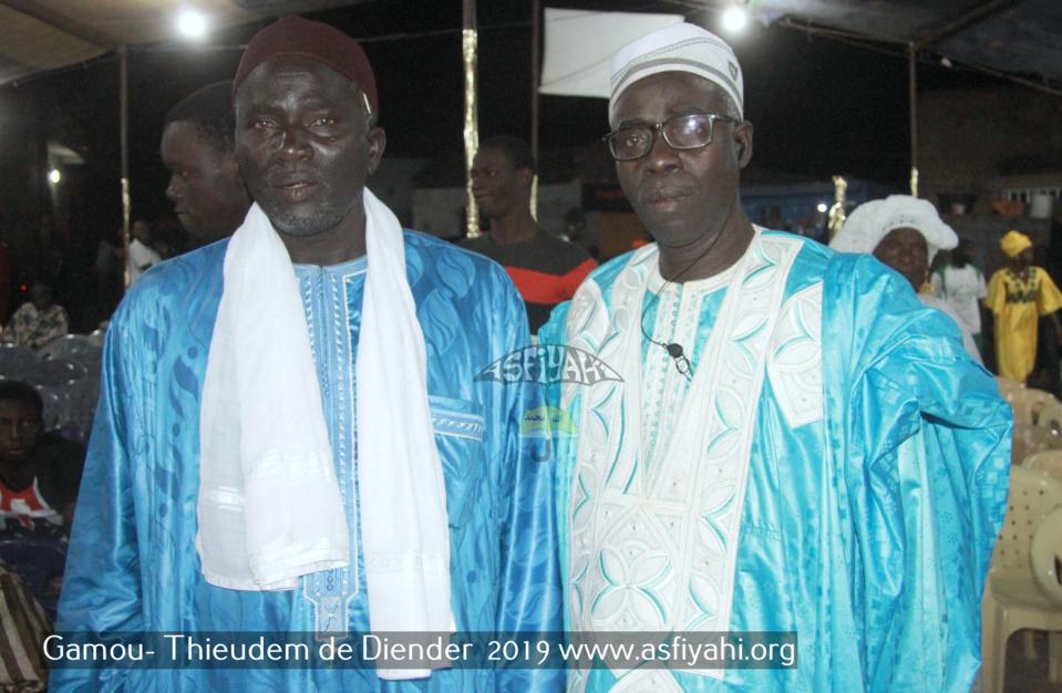 PHOTOS - Les Images du Gamou Thieudeme de Diender , édition 2019, présidé par Serigne Mame Malick Sy Mansour