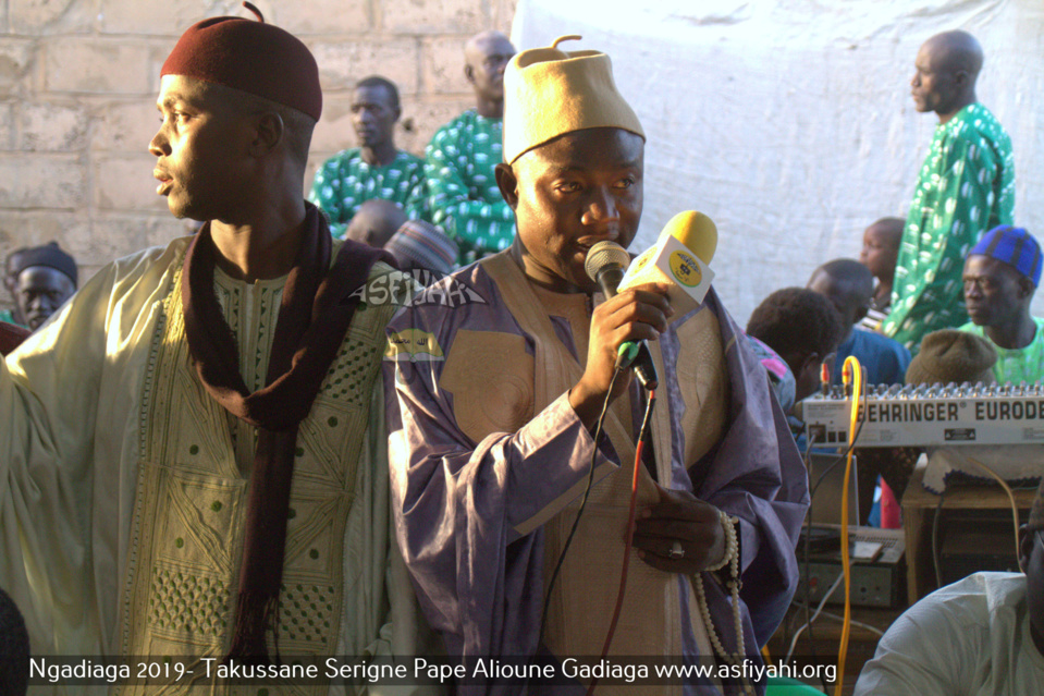 PHOTOS - Gamou Ngadiaga 2019 - Les Images du Takussan organisé par Pape Alioune Gadiaga, présidé par Serigne Sidy Ahmed Sy Dabakh
