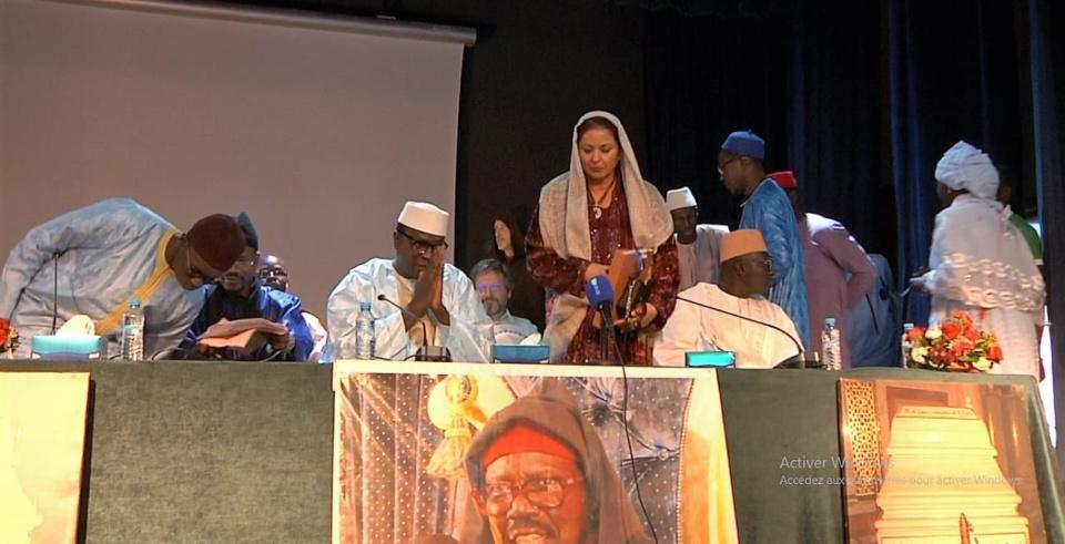 PHOTOS - MAROC - Les Images de la Journée Cheikh (rta) édition 2019 organisée à Casablanca, sous la présidence de Serigne Habib Sy Ibn Al Maktoum
