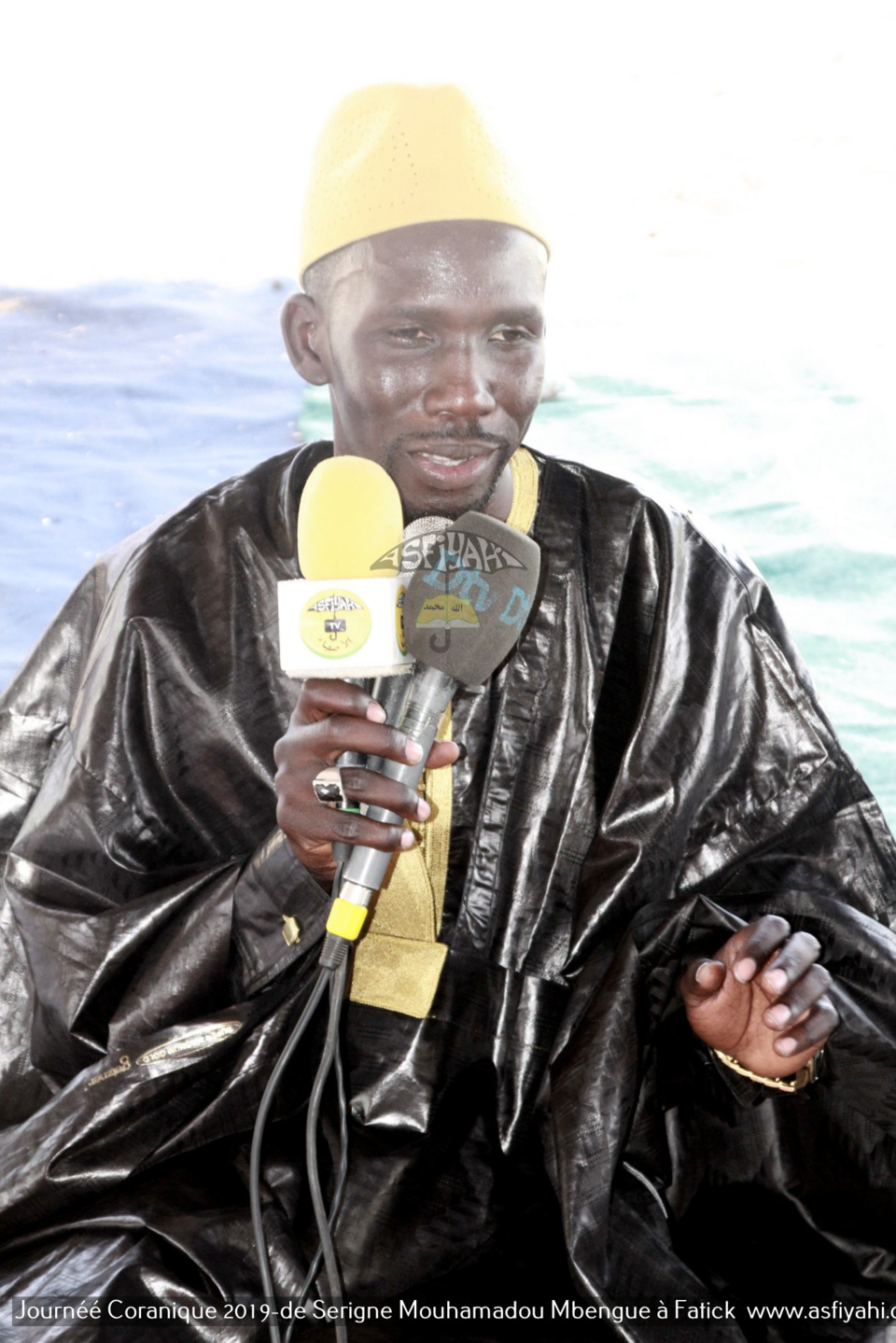 PHOTOS - FATICK - Les Images de la Journée Coranique 2019 de Serigne El Hadj Mouhamadou Mbengue
