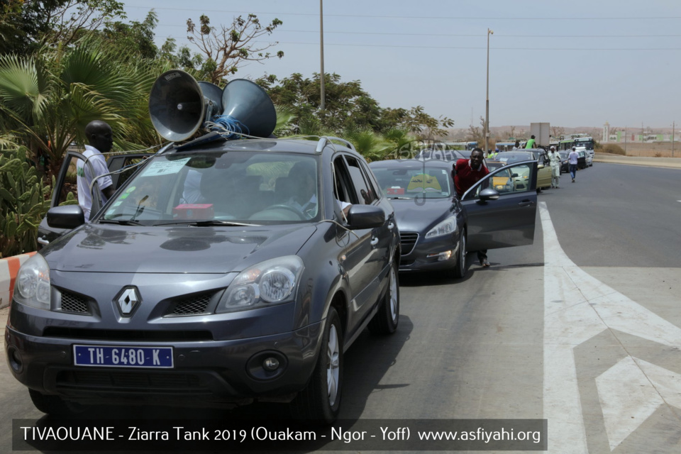 PHOTOS - TIVAOUANE - Les Images de la Ziarra Tank 2019 (Ouakam - Ngor - Yoff) présidée par Serigne Moustapha SY Abdou