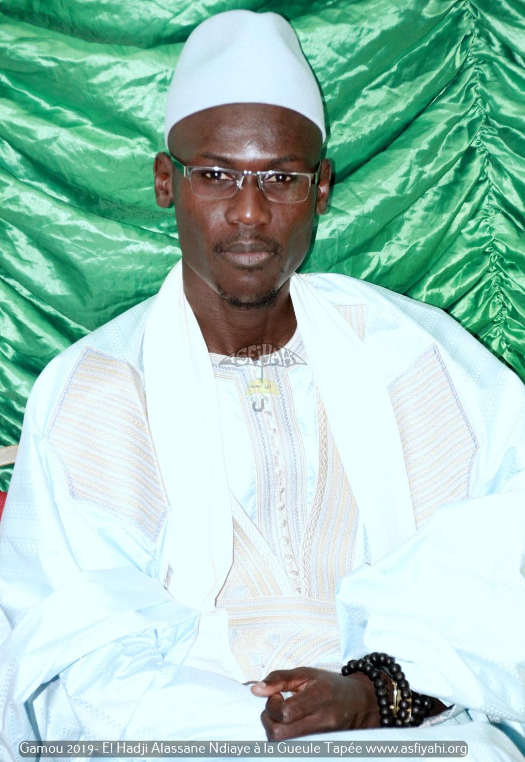 PHOTOS - GUEULE TAPÉE - Les images du Gamou 2019 en hommage à El Hadji Alassane Ndiaye (rta)