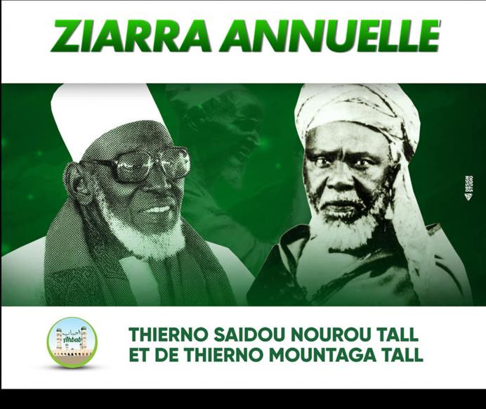 Voici le Programme de la 36ieme edition de la Ziarra Thierno Saidou Nourou Tall et Thierno Mountaga Tall du 21  au 25 Janvier 2016