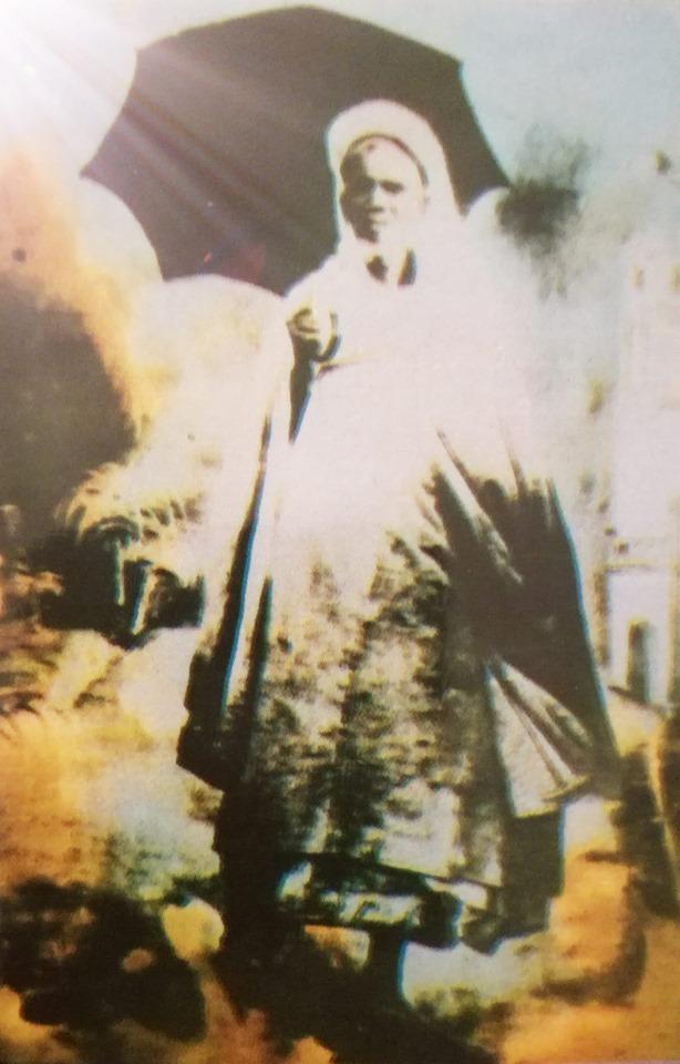 CHEIKH SEYDI EL HADJ MALICK SY (RTA): L'ANONYME