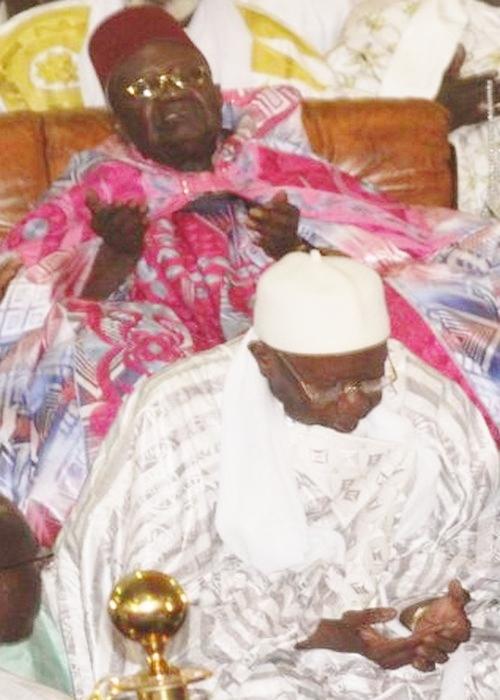 VIDÉO - Gamou 2012 : Voici le Message de Serigne Mouhammadou Mansour Sy , délivré par Serigne Abdoul Aziz Sy Al AMine