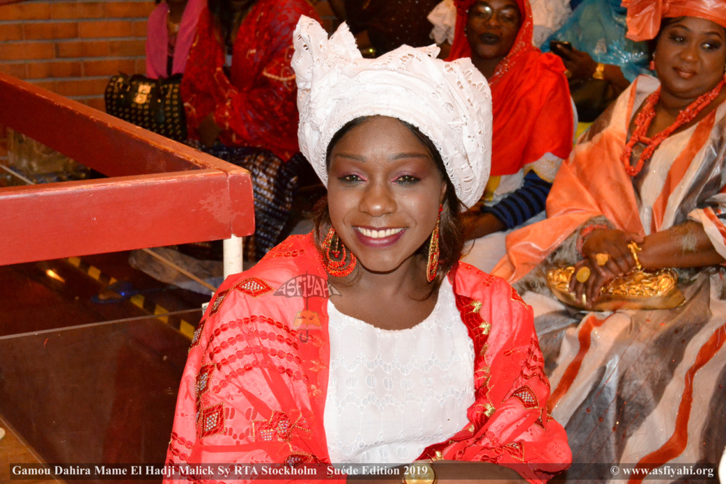 PHOTO - SUEDE - STOCKHOLM : Les Images du Gamou annuel de la Dahira Mame El Hadji Malick Sy RTA animé par Serigne El Hadji Idrissa Gaye