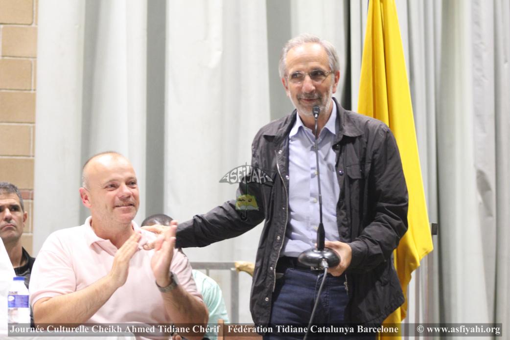 PHOTO -ESPAGNE - CATALUNYA : Les images de conférence de la Fédération des Dahiras Tidianes de Catalunya ce samedi 05 Octobre 2019 co- présidée par Serigne Ahmeth SY Dabakh, Serigne Babacar SY Habib et de Serigne Pape Makhtar Kèbè