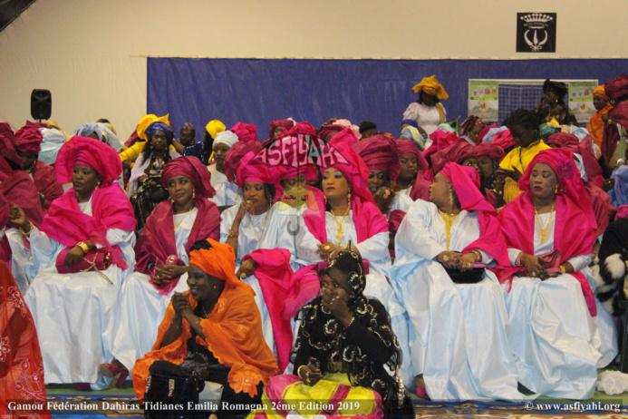 PHOTO - ITALIE - BOLOGNA: Les images du Gamou de la Fédération des Dahiras Tidiane d'Emilia Romagna ce samedi 12 Octobre 2019 présidé par Serigne Habib Sy Mansour