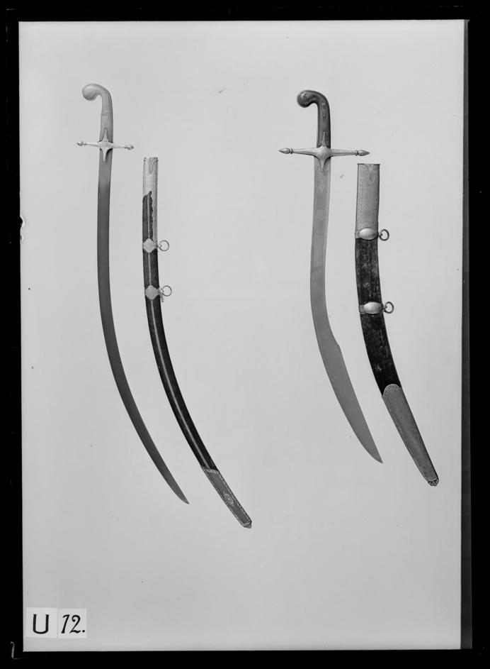 Le sabre, compagnon fidèle de l'islam