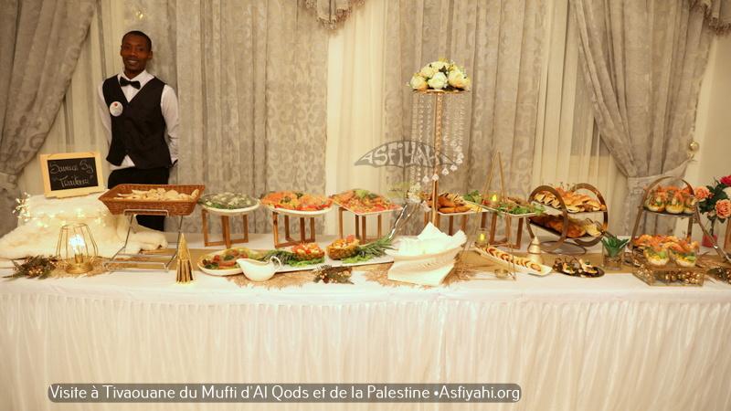 PHOTOS - Les images de la Visite à Tivaouane du Mufti d'Al Qods et de la Palestine