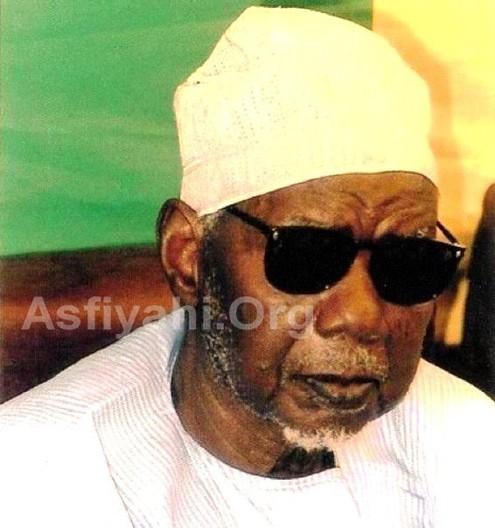 GAMOU ANNUEL DE DIACKSAO : Serigne Mbaye Sy Mansour prône l'humilité et la foi