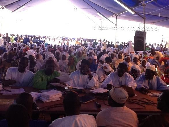 PHOTOS : Des Images de la Ziarra Generale 2012
