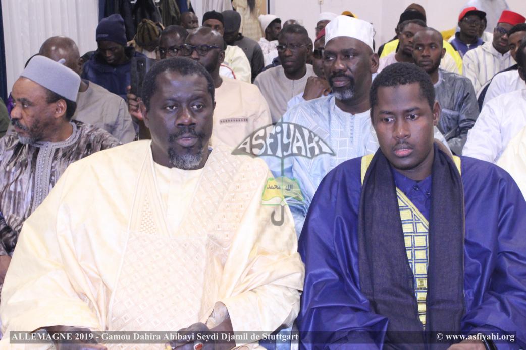 PHOTO - ALLEMAGNE - STUTTGART : Les Images du Gamou Stuttgart du Dahira Ahibayi Seydi Djamil présidé par Serigne Mansour Sy Djamil et animé par Ndiaga Ndiaye Djamil
