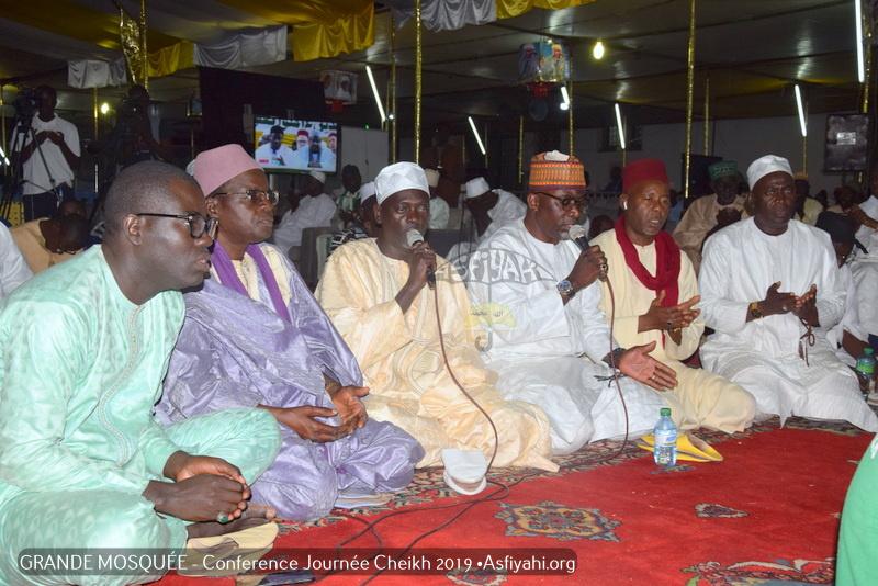 PHOTOS - COMPTE RENDU - Clôture des journées Cheikh 2019 - Plaidoyer pour le retour aux valeurs citoyennes