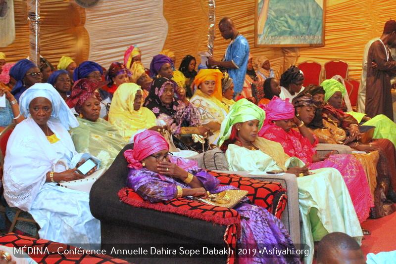 PHOTOS - MÉDINA - Les images de la Conférence Annuelle du Dahira Sope Dabakh, édition 2019, présidé par Serigne Habib Sy Babacar