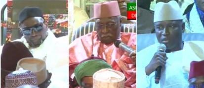 ZIARRA LOUGA 2020 - Compte rendu de la Ceremonie officielle; Ce qu'il faut retenir du Message fort de Serigne Babacar Sy Mansour, de Thierno Bachir Tall et du Ministre Aly Ngouille Ndiaye