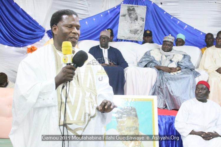 PHOTOS - GUEDIAWAYE - Les images du Gamou du Dahiratoul Moutahabina Filahi sous la presidence de Serigne Habib Sy Mansour