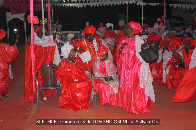 PHOTOS - KEBEMER - Les Images du Gamou  du Dahiratoul Takhi wa Tahawouni de Loro Ndiobéne
