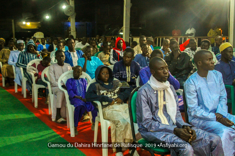 PHOTOS - RUFISQUE ARAFAT - Les Images du Gamou du Dahiratoul Hinrfane de Rufisque, présidé par Cheikh Seydi Mouhamed Mbaaye