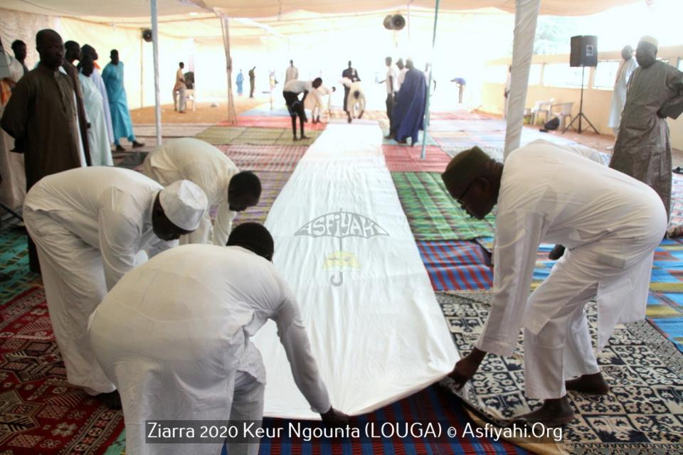 PHOTOS - LOUGA - Les Images de la Ziarra Keur Mame Ngounta, édition 2020, presidée par El Hadj Dame Diop Mansour (Hadara et Cérémonie Officielle)