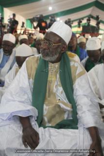 Allocution de Thierno Madani Tall, à la Cérémonie Officielle de la Ziarra Omarienne 2020