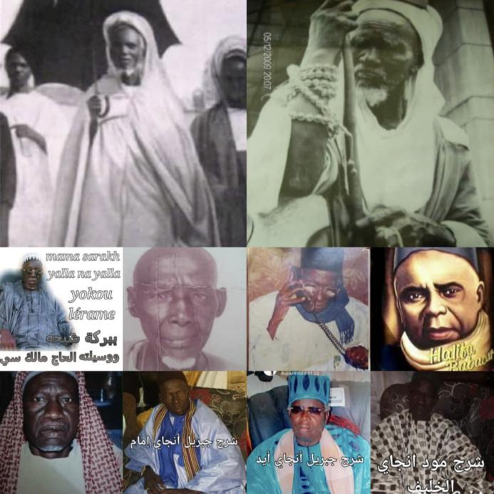 Gamou de Pété OURACK, 103ème édition Hommage à Serigne Djibril NDIAYE, Moukhadam de Seydi Elhadji Malick SY (RTA), Initiateur depuis 1917 de cette grande nuit du prophète Mouhammad (PSL)