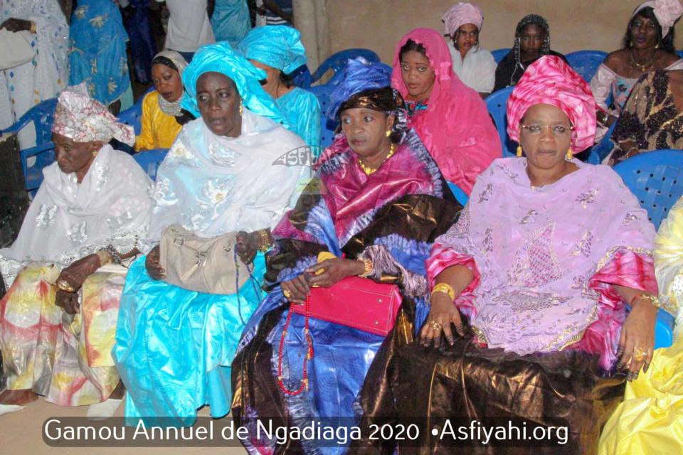 PHOTOS - Les Images du Gamou Annuel de Ngadiaga, édition 2020, présidé par Serigne Pape Malick Sy