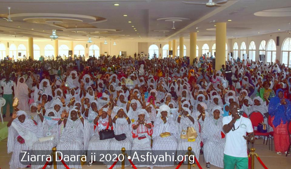 PHOTOS - TIVAOUANE - Les images de la Ziarra Daara ji , organisée le Dimanche 1er Mars 2020 à Tivaouane en hommage à Serigne Mansour Sy Borom Daara Ji