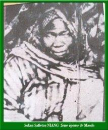 Sokhna Safietou Niang , Mere de Sokhna Oumou Kalsoum Sy , mére de la Defunte