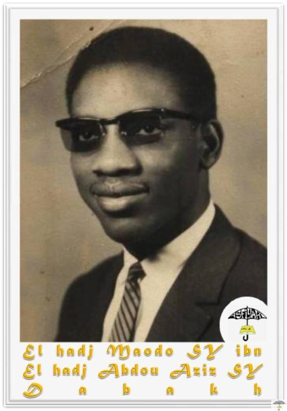 PHOTOS : Zoom sur Serigne Maodo Sy Dabakh , Universitaire émérite , poète et philosophe
