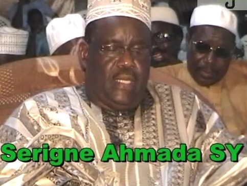VIDEO : Serigne Ahmada Sy Djamil : Le Voyage et l'Ascension nocturne du Prophète Muhammad (saw) ,  Al-Isrâ' wal-Mi'râj  ( Yeumbeul , 16 Juin 2012 )