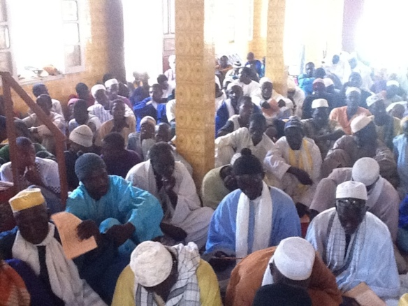 VIDEOS - LINGUERE :  60éme Ceremonie de Prières à la Memoire de Bouna Alboury Ndiaye , Dernier Bourba Djoloff et Moukhadam de Seydil Hadj Malick SY