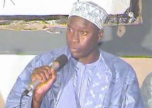 VIDEO : Conference de Serigne Sidy Ahmed Sy Djamil à l'ENDSS ( 7 Juillet 2012 )