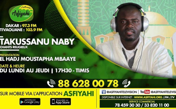Takussanu Naby Du Mardi 07 Avril 2020 Par El Hadji Moustapha Mbaye