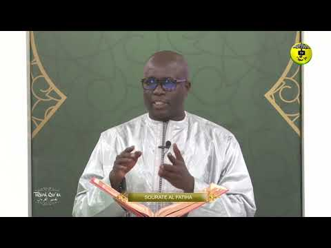 Tafsirul Quran Episode 1 - Avec Professeur Mame Ousmane Ndiaye - Introduction
