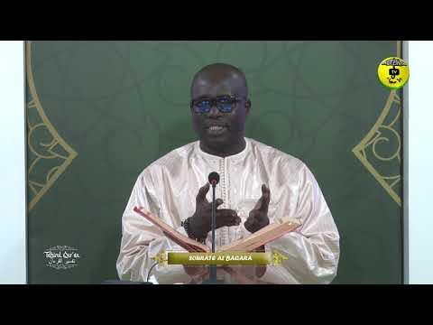 Tafsirul Quran Episode 8 Avec Professeur Mame Ousmane Ndiaye - Soutate Al Baqara