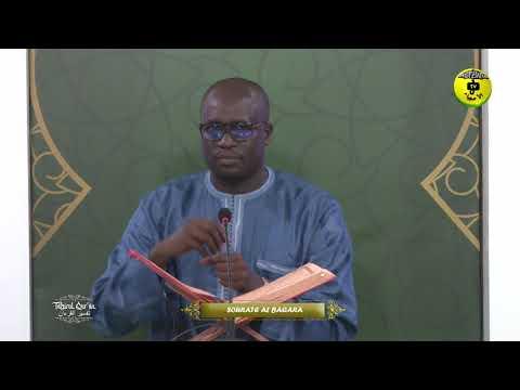Tafsirul Quran Episode 14 Avec Professeur Mame Ousmane Ndiaye - Soutate Al Baqara