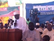 VIDEO - INAUGURATION AL BAYAN FM : ALLOCUTION DE SERIGNE ABDOU AZIZ SY AL AMINE